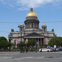 Обзорная экскурсия Петербург 10