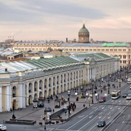 Обзорная экскурсия Петербург 2