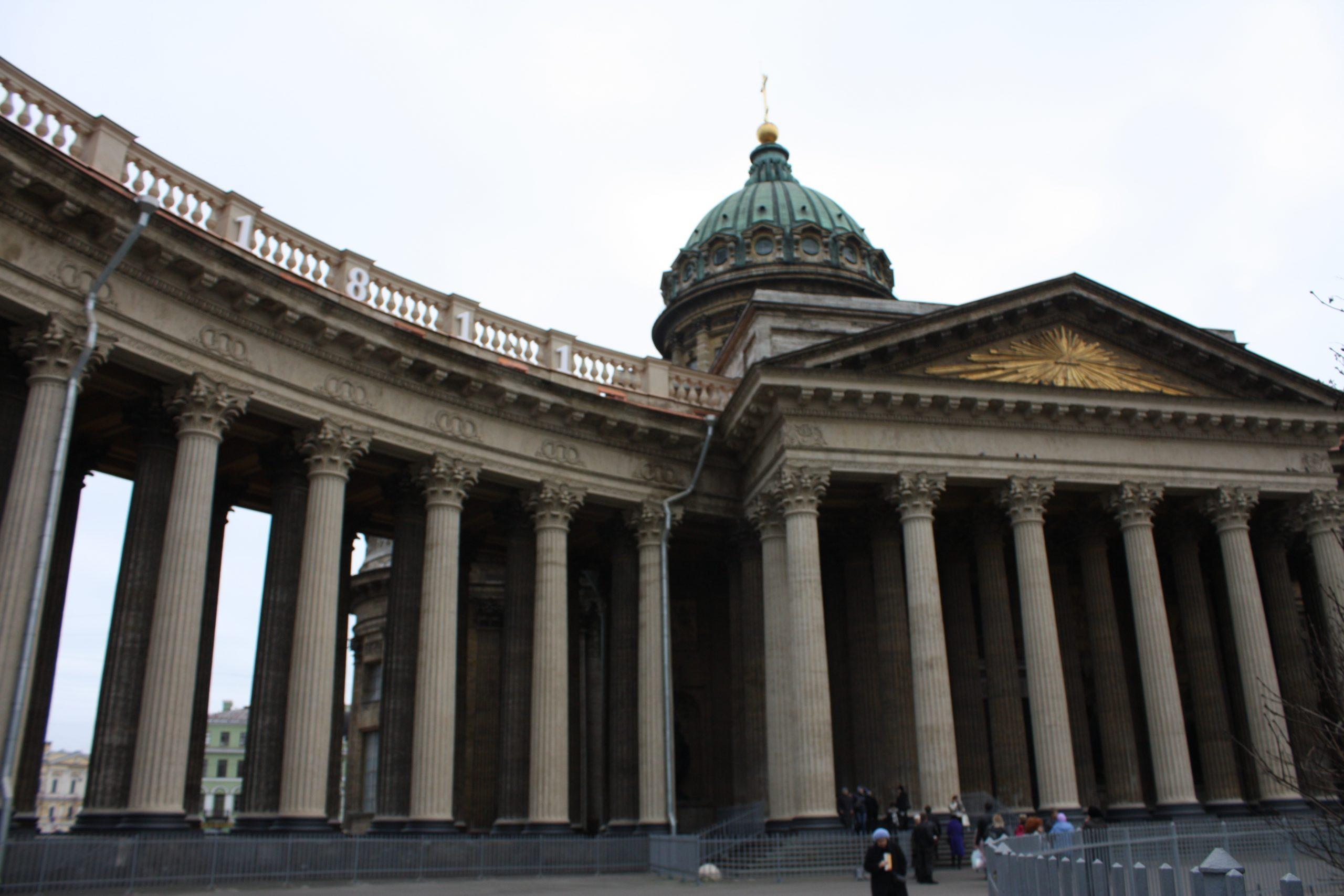 Обзорная экскурсия Петербург 3