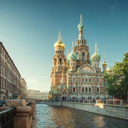 Обзорная экскурсия Петербург 4