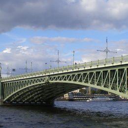 Обзорная экскурсия Петербург 7