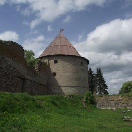крепость орешек3