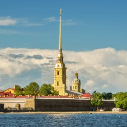St. Petersburg. Peter and Paul Fortress
